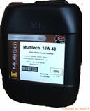 Eni Multitech 10w40 STOU
